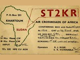 K.J. Rose, S.K. Hunnable, Intern. Airadio Ltd., Khartoum - 26.06.1948