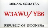 My Indonesian station license