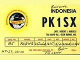Bandeong, 1961 ÷PA1AT