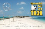 Chesterfield IslandsTX3X