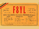 France - Mme Schotte - 1932, XYL of F8GB