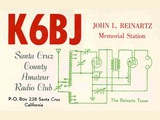 K6BJ, Memorial Station John L. Reinartz