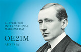 23.-25. April 1921: International Marconi Day