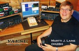 This is Martti: More than 150 Callsigns - and creator of 12 new DXCC entities
