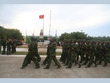 Vietnamese soldiers on Spratly Island (C: VGO)