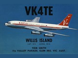Tom Smith, 1965 - QSL via VK2AGH