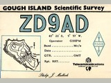 Philip J. Mullock, 04/1956, 'Gogh Island Scientific Survey 1955/56 organised...